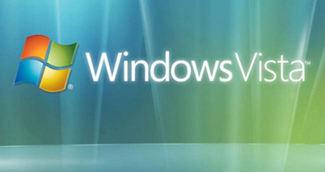 Microsoft Windows Vista işletim sisteminin fişini 1 yıl sonra çekiyor
