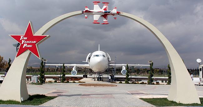 Türkiye'nin ilk havacılık temalı parkı Konya'da açılıyor