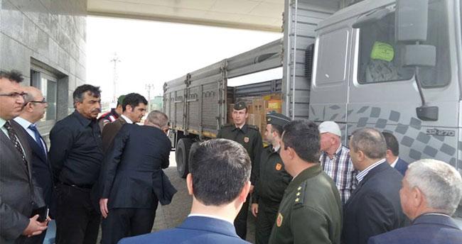 Konya'dan Doğu'daki güvenlik güçlerine manevi destek