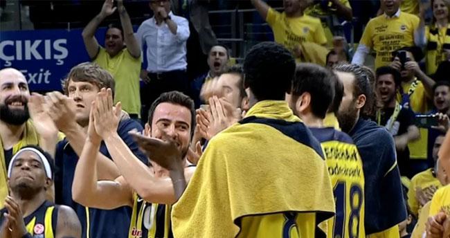 Fenerbahçe, Real Madrid'i dağıttı!
