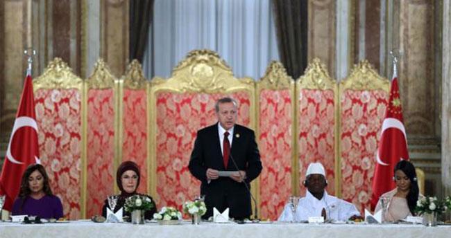 Erdoğan'dan 52 dünya liderine kritik mesaj