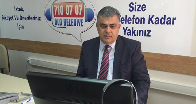 Ereğli Belediye Başkanı Alo Belediye'ye cevap veriyor