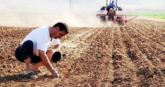 Konya'da çiftçinin umudu Nisan yağmurları