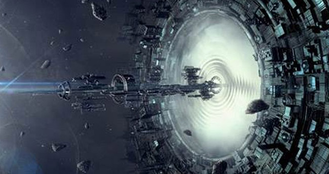 Uzay projesinde düğmeye basıldı