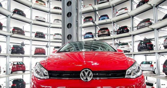 VW Grubu'nun pazar payı azaldı