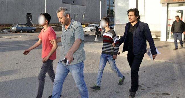 Beyşehir'de çaldılar Seydişehir'de yakalandılar!