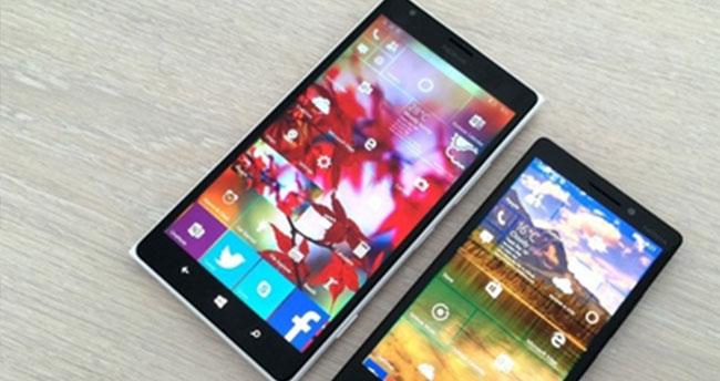 64 bit'lik Windows 10 Mobile yolda!