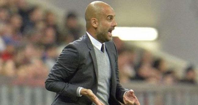 """Guardiola: """"Bizim Ronaldo ya da Messi'miz yok"""""""