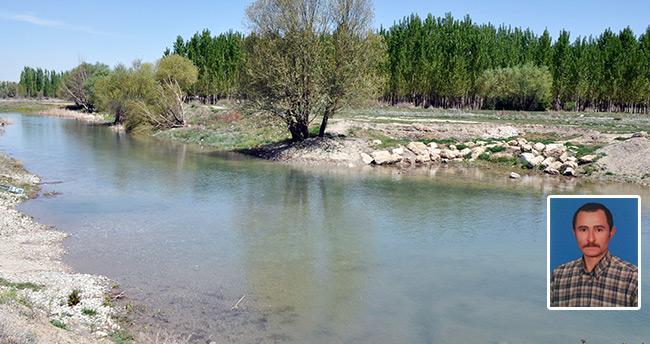 Konya'da sulama kanalına düşen adam öldü