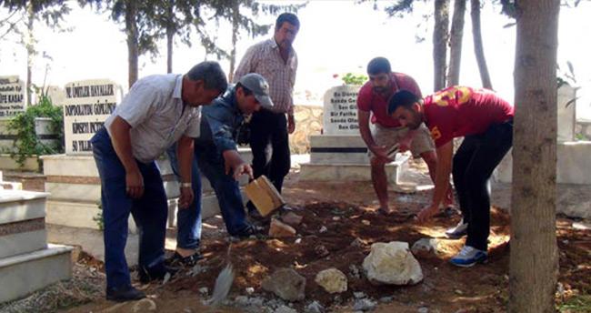 Suphi Altındöken iddiası mezar açtırdı!