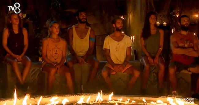 Survivor'da ilk eleme adayı belli oldu