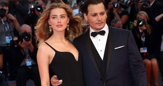 Ünlü oyuncu Johnny Depp'in eşi suçlu bulundu