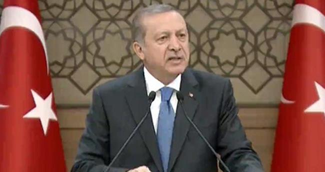 Erdoğan'dan AP Raporu'na çok sert tepki