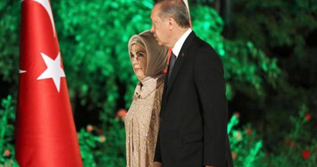 Nikah şahidi Cumhurbaşkanı Erdoğan olacak!
