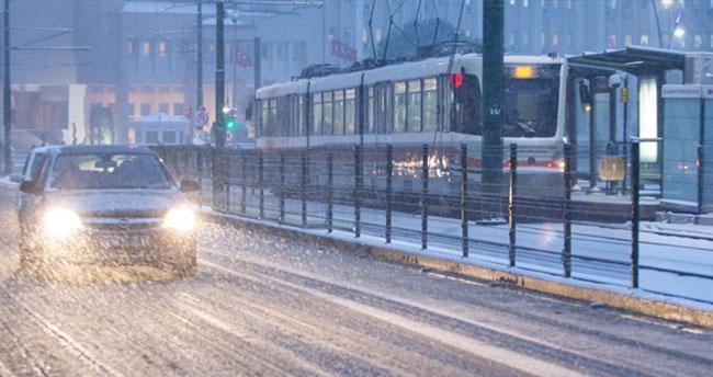 4 kente kar geliyor