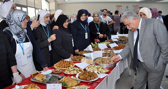 Anadolu Selçuklu ve Konya Mutfağı yarışması düzenlendi