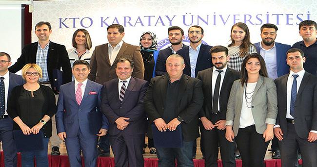 Konya'da öğrenciler Adli Bilişim konusunda bilinçlendi