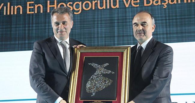 Mevlana Hoşgörü ve Barış Ödülleri Gecesi