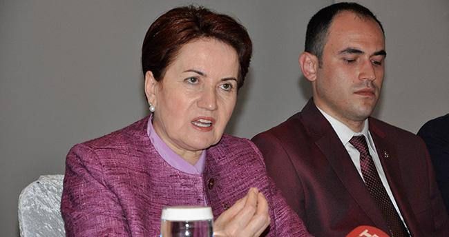 Meral Akşener Konya'da