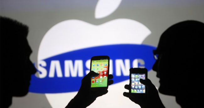 Samsung, bu kez Apple'ı ezdi!
