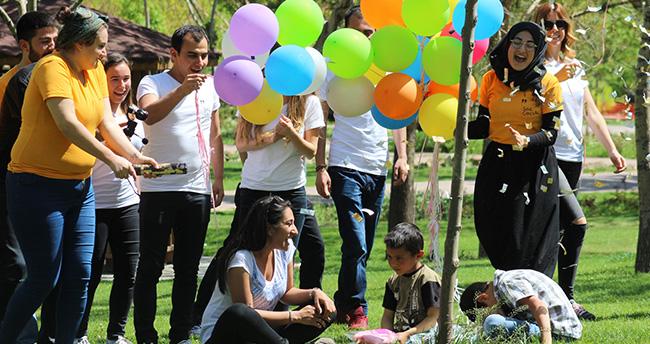 Söz Çocuk 23 Nisanı Kutladı