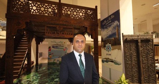 Beyşehir Belediyesi EXPO 2016 Antalya'da Yerini Aldı