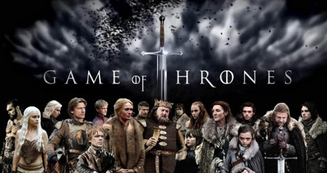 Game of Thrones'un 6. sezonu başladı