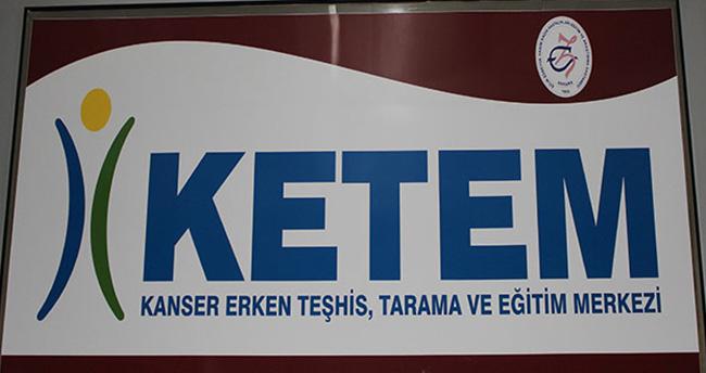 KETEM'den 5 milyon kişiye kanser taraması