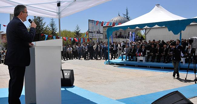 Selçuk Üniversitesi Kampüs Camii'nin kapasitesi artırıldı