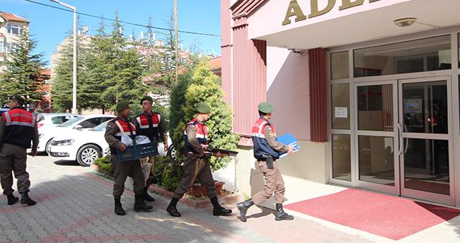 Konya'da silah kaçakçılığında 3 tutuklama