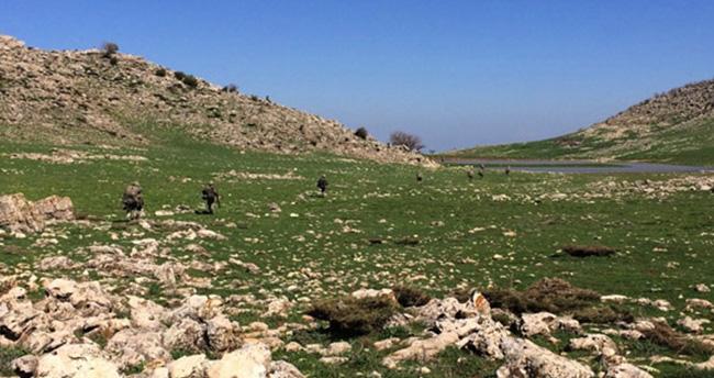 Muş'ta terör örgütü PKK'ya ağır darbe vuruldu