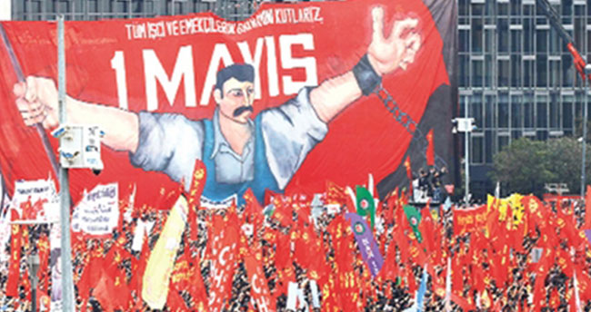 15 bin polis 1 Mayıs'ta görev yapacak