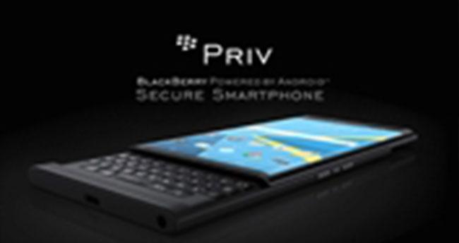 BlackBerry Priv kullananlara müjde