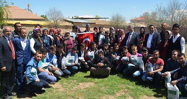 Ereğli'de 25 gence asker uğurlama programı düzenlendi