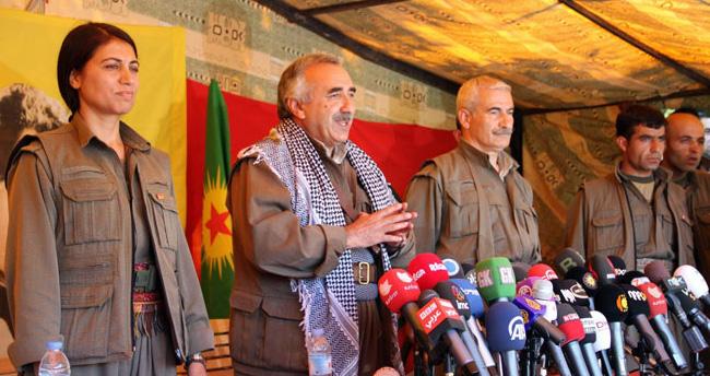 PKK'ya büyük darbe! Karayılan itiraf etti…