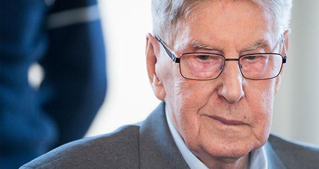 Reinhold Hanning Auschwitz'te vahşeti anlattı