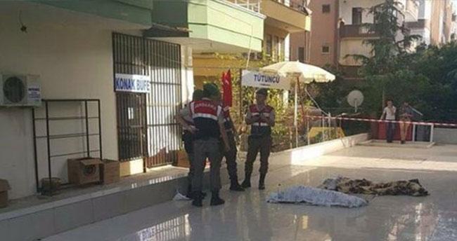 Suriyeli 2 çocuk 5. kattan düşerek öldü