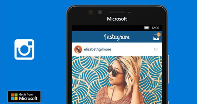 Windows Phone Instagram sürprizi