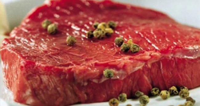 Kırmızı et fiyatlarında 'istikrar' müjdesi