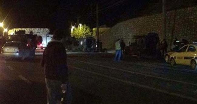 Diyarbakır'daki terör saldırısı! : 1 Asker Şehit oldu
