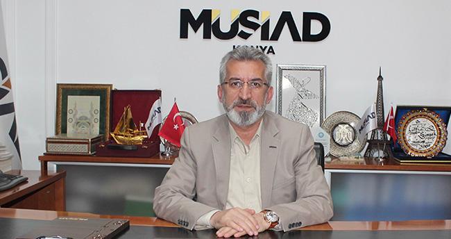 MÜSİAD Konya'dan Nijarya çıkarması