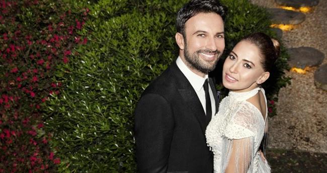Şarkıcı Tarkan, Pınar Dilek ile evlendi!