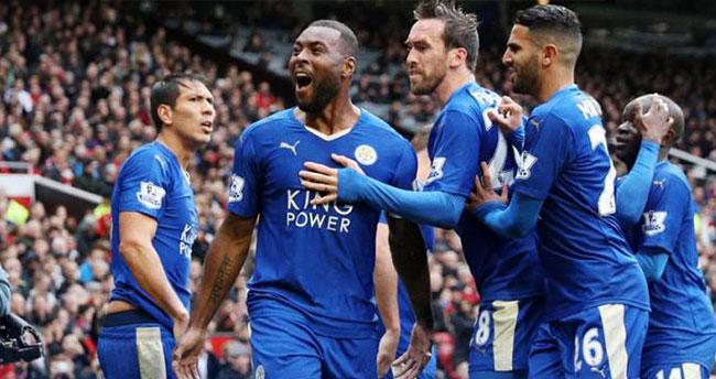 Premier ligde tarih yazıldı! Şampiyon Leicester City…