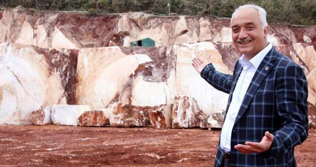 500 milyar dolarlık mermer rezervi bulundu