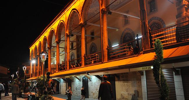 Konya'da Miraç Kandili coşkuyla kutlandı