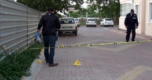 Konya'da silahlı saldırı : 1 yaralı