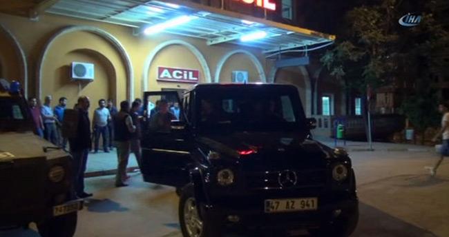 Mardin'de Karakola bombalı araçla hain saldırı