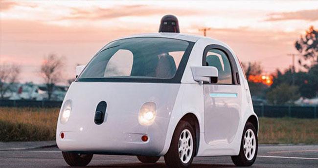 Sürücüsüz araba için Google ile Fiat anlaştı