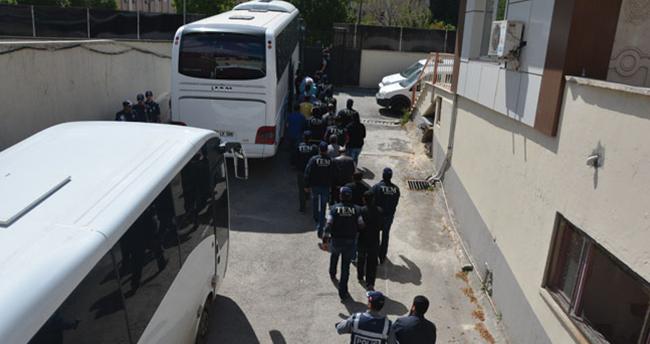 Gaziantep'teki bombalı saldırı ile ilgili 32 kişi tutuklandı