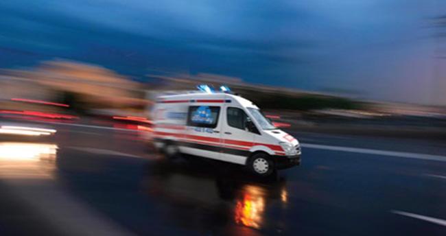 Konya'da soluk borusuna yemek kaçan çocuk öldü